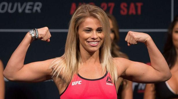 Photo of MMA fighter and Instagram model, Paige VanZant.